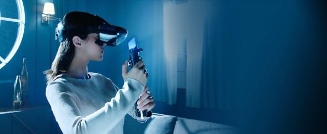 Disney e Lenovo insieme per un visore AR e  per Star Wars Jedi Challenges
